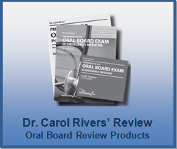 Dr. Carol Rivers Oral Board Products